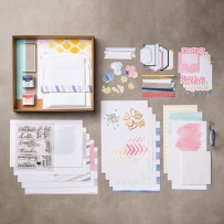 Watercolor Wishes kit