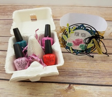 mothers day nail kit idea 2