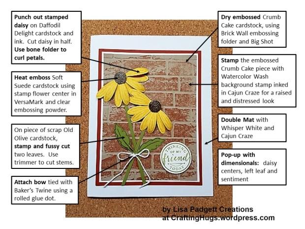 daisy blog instructions