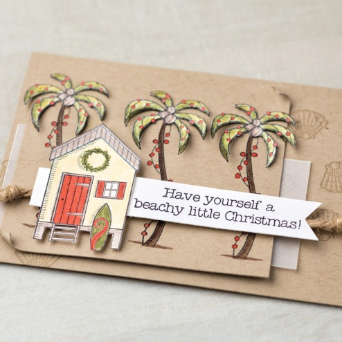 Beachy Little Christmas catalog sample