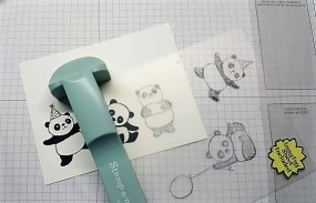 party panda adding other pandas