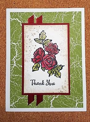 petal palette card for Mom