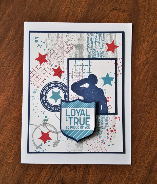 loval and true cards for Sean Camp