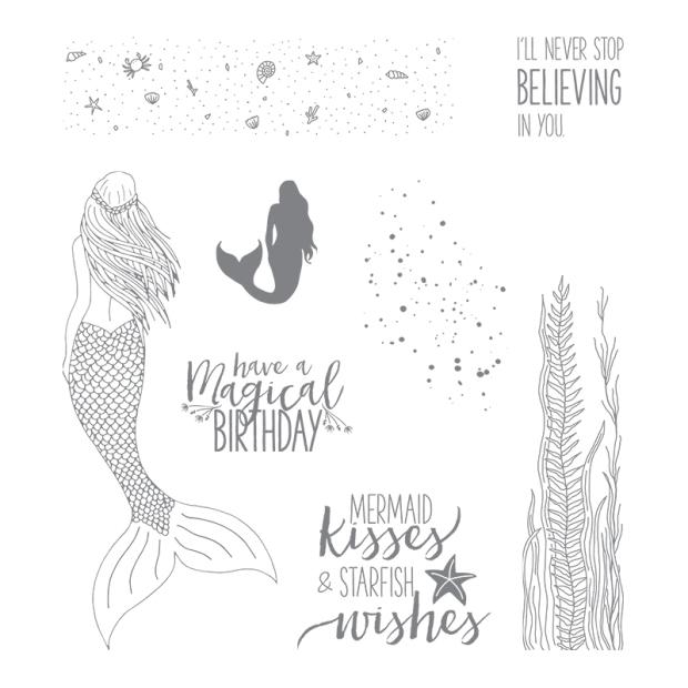 magical mermaid image