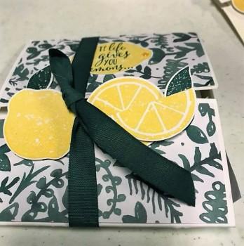 lemon zest cake mix 2 by Bobbie Y