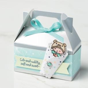 silver gable box