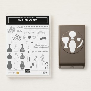 varied vases catalog