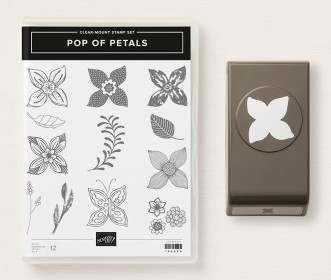 pop of petals - catalog