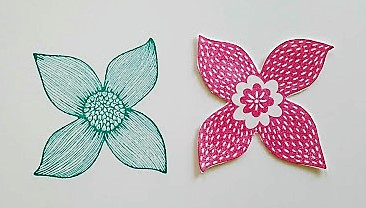 pop of petals - markings 2