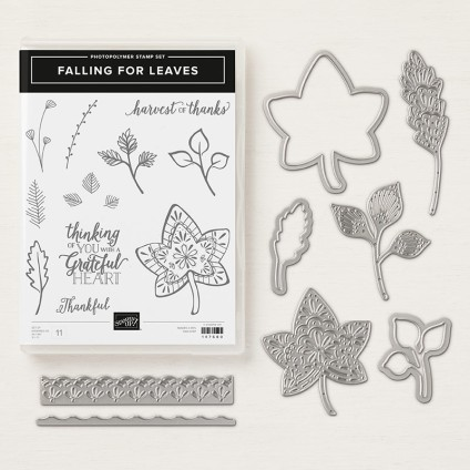 falling for leaves bundle catalog image