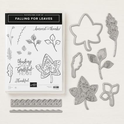 falling for leaves bundle catalog image