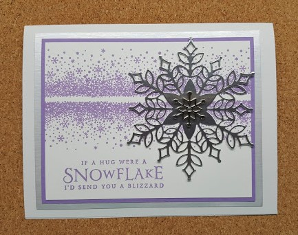 snowflake showcase - 06 highland heather