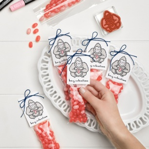 hey love treat toppers - you can make it samples