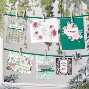 frosted flowers catalog samples
