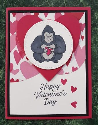 hey love - ape sample inky angels