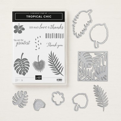tropical chic bundle catalog