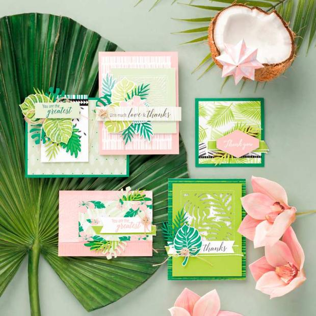 tropical chic samples