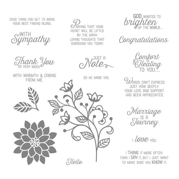 flourishing phrases catalog