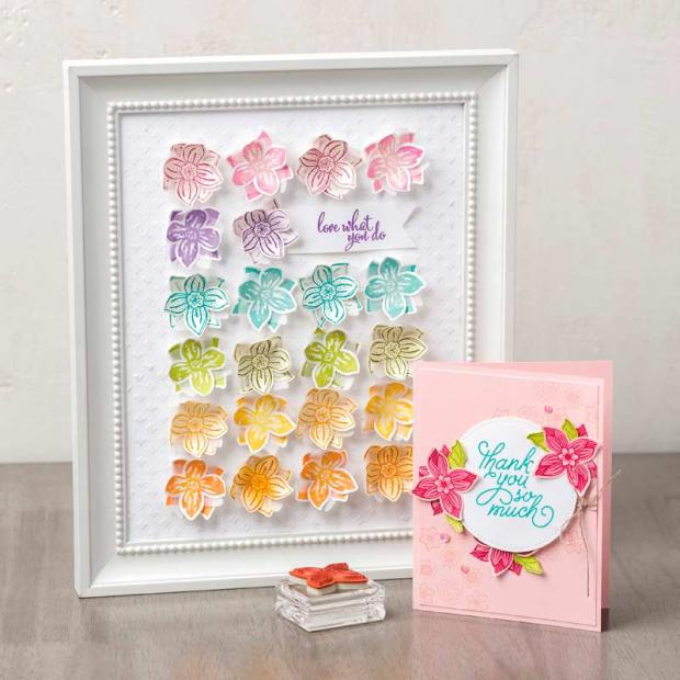 Pop of petals samples