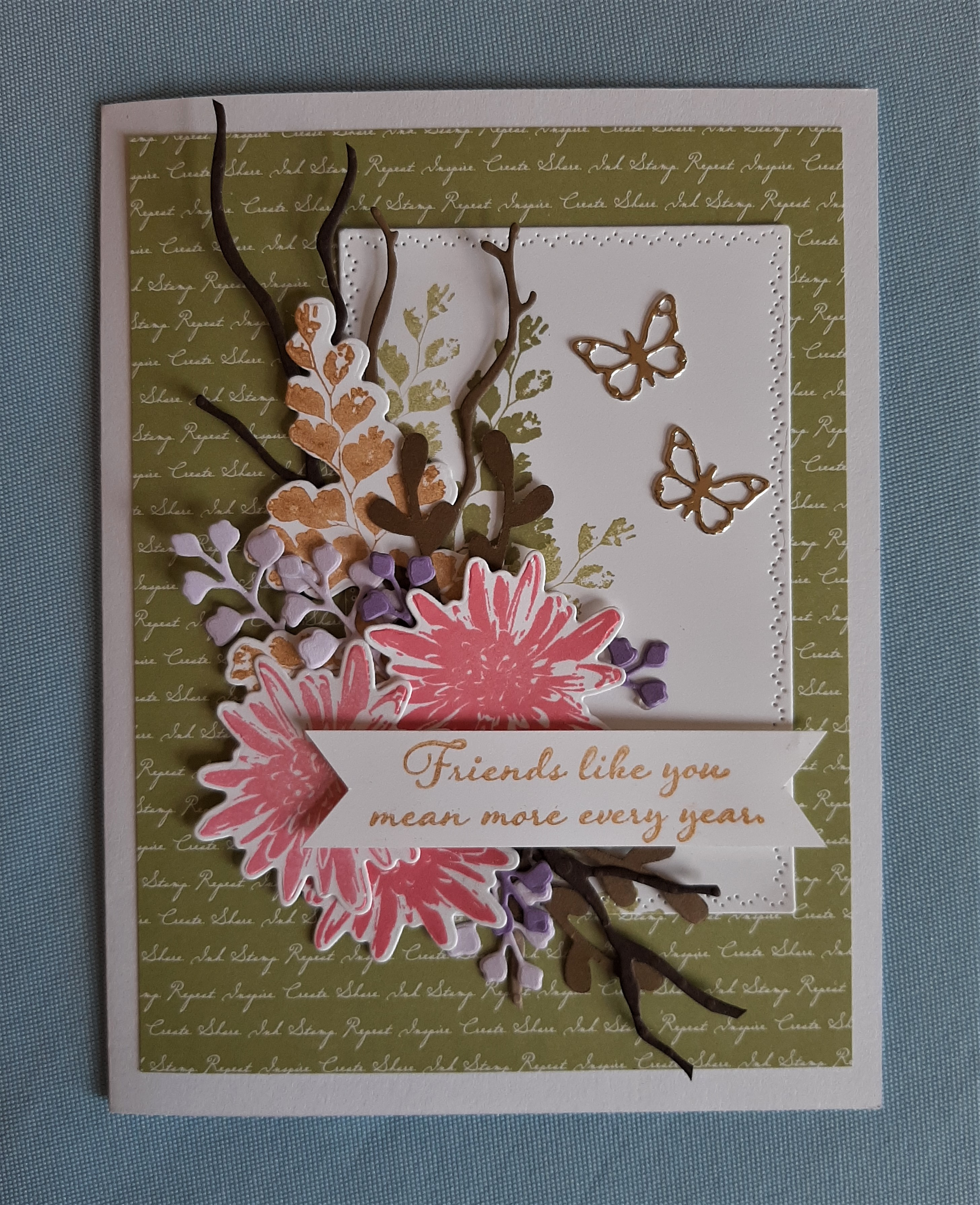 positive thoughts lisa avid crafter