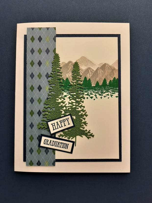 mountain air - andrew grad card