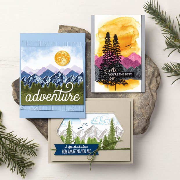 mountain air catalog samples