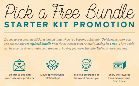 pick a free bundle promo