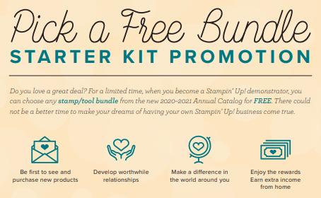 pick a free bundle promo