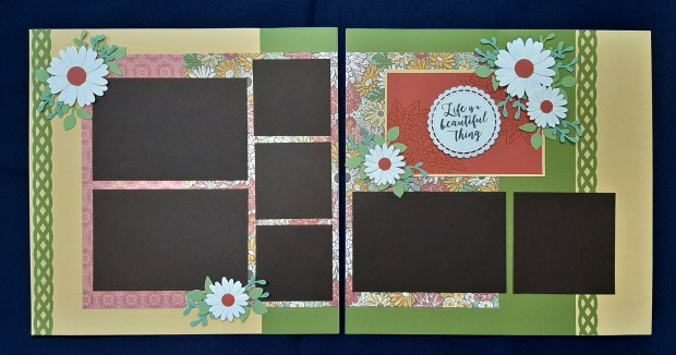 Scrapbook Blog Hop 2020-05 Ornate Garden