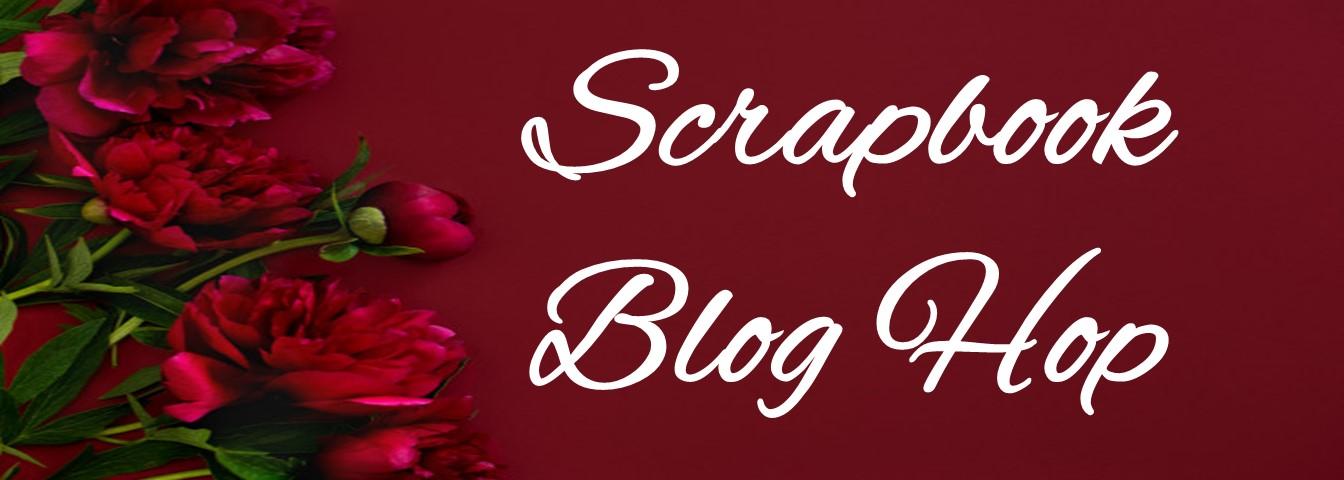 Scrapbook Blog Hop Banner