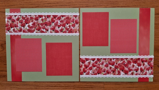 scrapbook Blog Hop 2020-06 poppy parade